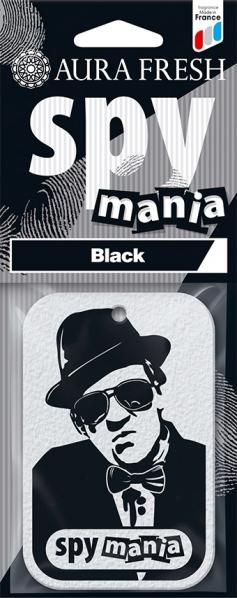 Новые ароматы Spy mania от Aura Fresh