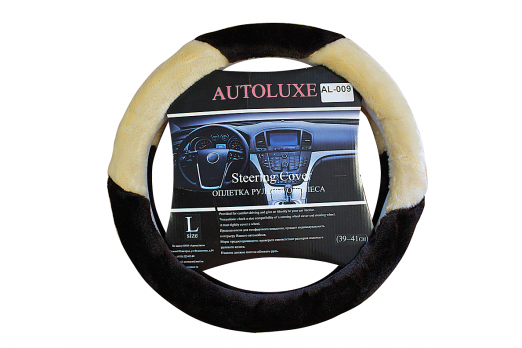 Оплетка для руля автомобиля AL009