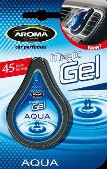 Ароматизатор для авто Magic Gel Aroma Car