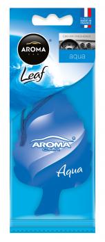Ароматизатор для авто Leaf Aroma Car планшет