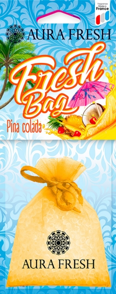 Новые ароматы Fresh Bag от Aura Fresh экзотические вкусы