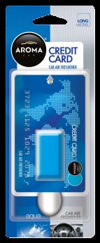Ароматизатор для авто Credit Card Aroma Car