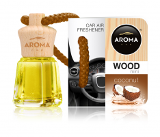 Ароматизатор для авто Wood Aroma Car 6 мл._1