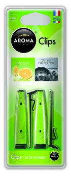 Ароматизатор для авто Clips Aroma Car планшет